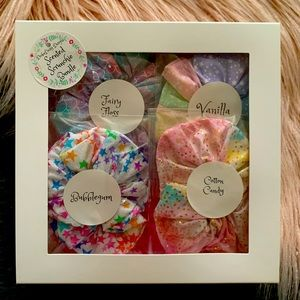 NEW Scented Scrunchie Gift Box